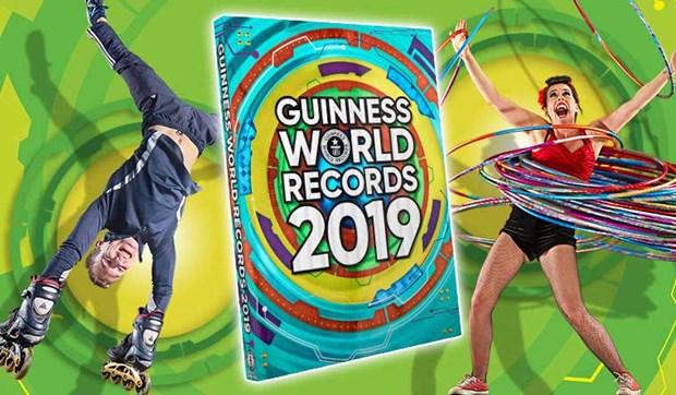 Sach ky luc Guinness 2019: Tap hop nhung chuyen ky la den khong tuong hinh anh 1