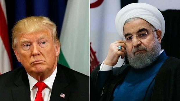 Tong thong Trump san sang can nhac kha nang gap nguoi dong cap Iran hinh anh 1
