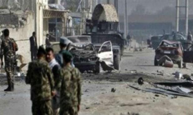 Taliban gai min o mien Bac Afghanistan, 8 tre em thiet mang hinh anh 1