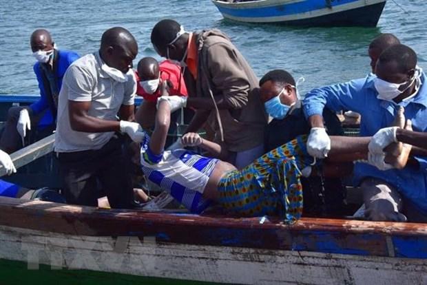 Vu lat pha o Tanzania: So nguoi thiet mang len toi hon 200 nguoi hinh anh 1