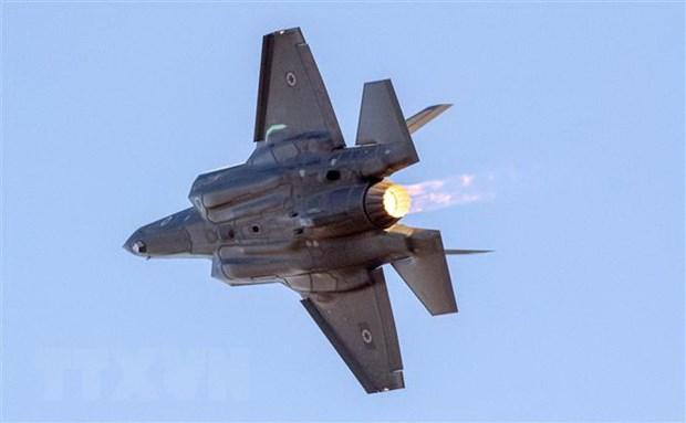 Israel co the tang cuong tiem kich F-35 o Syria de doi pho voi S-300 hinh anh 1