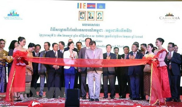 Du khach Viet Nam den Campuchia dong thu 2 sau Trung Quoc hinh anh 1