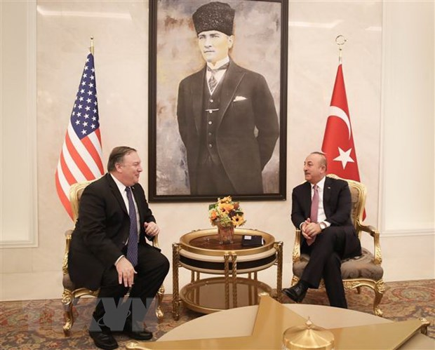 Ngoai truong Mike Pompeo: My can nhac do bo trung phat Tho Nhi Ky hinh anh 1