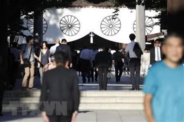 Trung Quoc, Han Quoc len tieng ve viec ong Abe gui do le den Yasukuni hinh anh 1