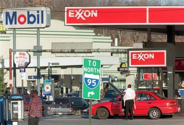 Bat chap chien tranh thuong mai, Exxon Mobil dat cuoc vao Trung Quoc hinh anh 1