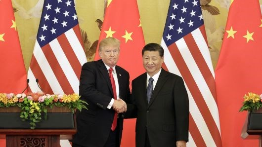 Tong thong Trump va Chu tich Tap Can Binh se gap nhau tai Argentina hinh anh 1