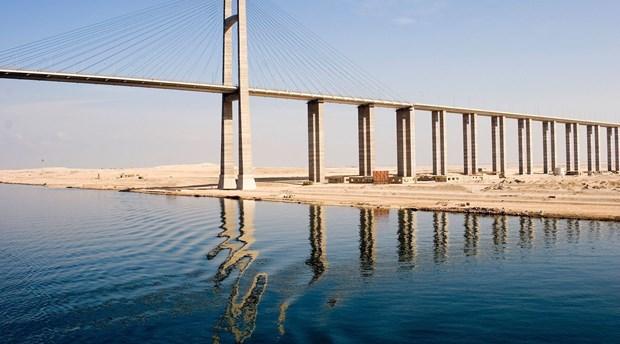 Nga, An Do, Iran xem xet mo tuyen giao thong thay the kenh dao Suez hinh anh 1