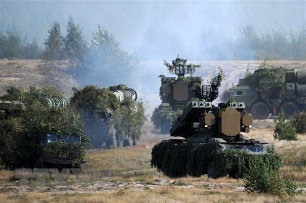 'He thong S-300 giam thieu kha nang Israel tan cong Syria' hinh anh 1