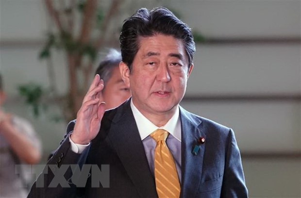 Thu tuong Nhat Ban Shizo Abe bat dau cong du cac nuoc Dong Nam A hinh anh 1