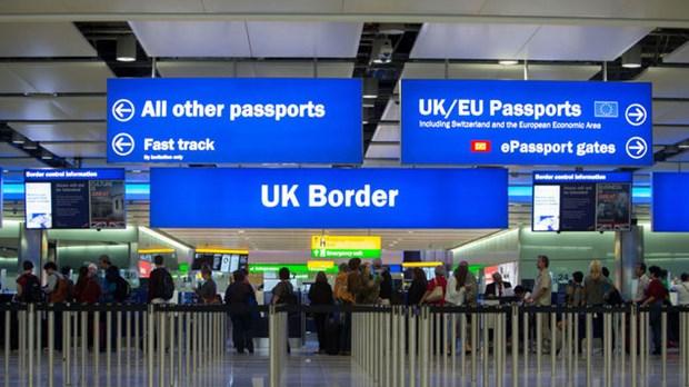 EU de xuat mien thi thuc di lai cho nguoi dan Anh hau Brexit hinh anh 1