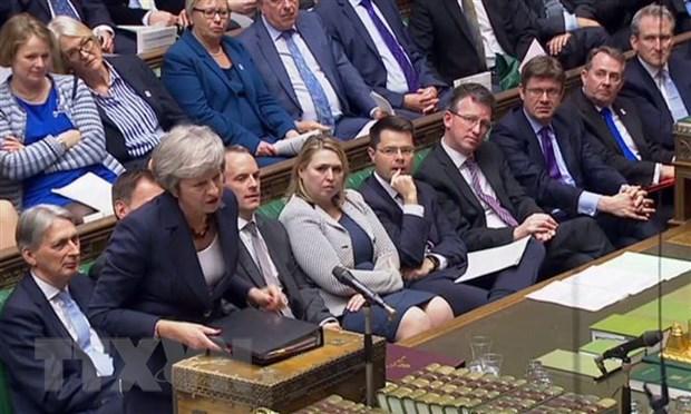 Brexit: Duc, Phap hoan nghenh Anh va EU dat duoc du thao thoa thuan hinh anh 1
