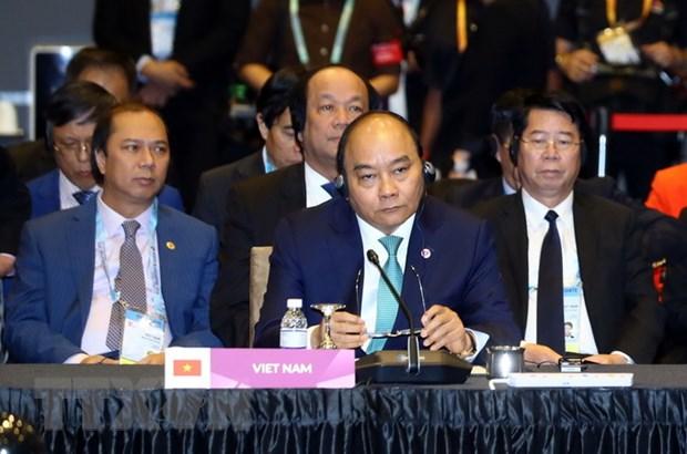 Diem nhan cua Hoi nghi cap cao ASEAN: Nhat tri som hoan tat COC hinh anh 2