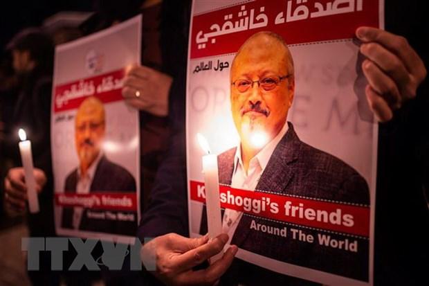 Tho Nhi Ky: Khong nen che day vu sat hai nha bao Jamal Khashoggi hinh anh 1