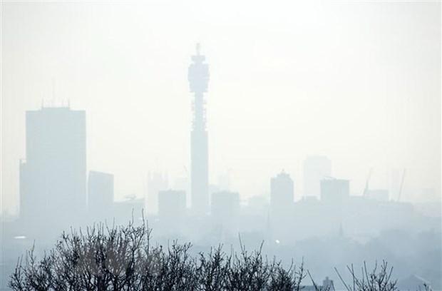 Luong CO2 trong khi quyen tang cao ky luc de doa su song tren Trai Dat hinh anh 1