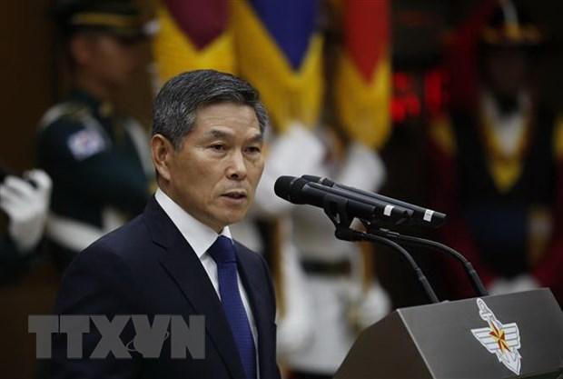 'Lien minh Han-My la nhan to cot loi cua hoa binh ban dao Trieu Tien' hinh anh 1