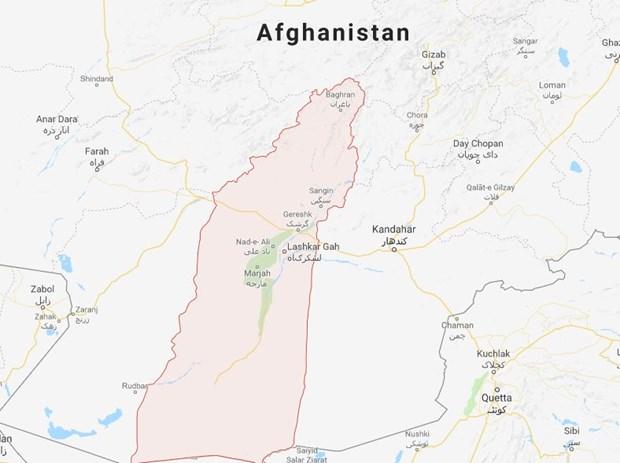 Afghanistan: My khong kich lam 30 dan thuong thiet mang hinh anh 1