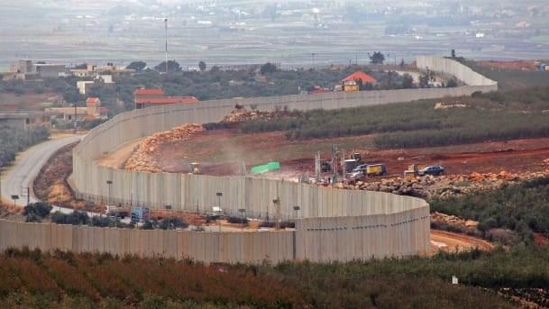 LHQ xac nhan su ton tai cua duong ham xuyen bien gioi Israel-Liban hinh anh 1
