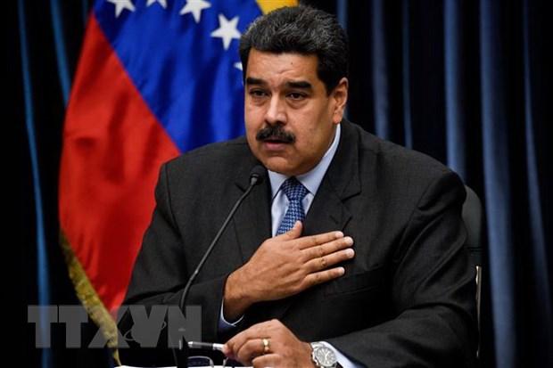 Venezuela to cao My khoi dong am muu lat do Tong thong Maduro hinh anh 1