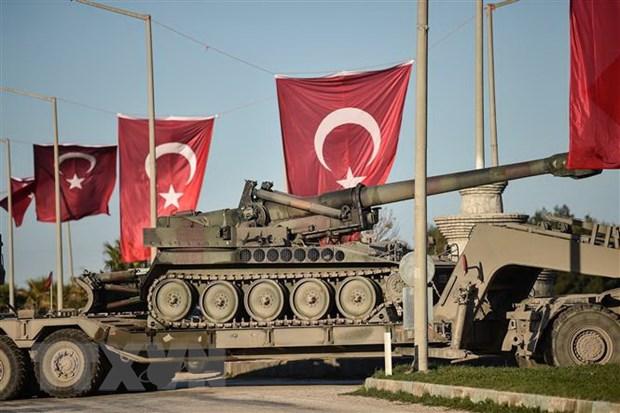 My: Tan cong vao nguoi Kurd o Syria la