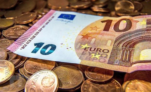 Bieu tinh khien tang truong cua Eurozone giam xuong muc thap nhat hinh anh 1
