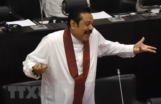 Tan Thu tuong Sri Lanka tu chuc, cham dut tranh chap quyen luc hinh anh 1