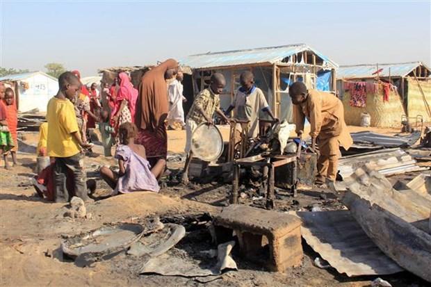Nigeria: Boko Haram tan cong dot pha nha dan, hang tram nguoi bo chay hinh anh 1