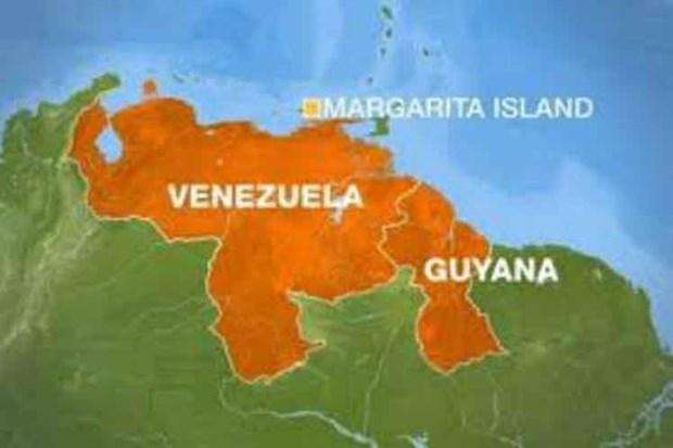 Venezuela to cao Guyana cho phep tau ExxonMobil xam pham lanh hai hinh anh 1