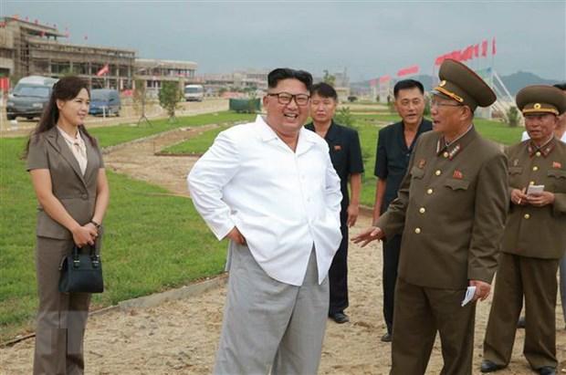 Trieu Tien neu bat thanh tuu quan su cua ong Kim Jong-un hinh anh 1