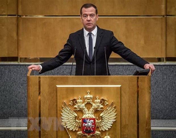 Nga ky ban hanh luat cam nhap khau mot so hang hoa tu Ukraine hinh anh 1