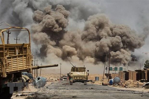 Syria cho phep Iraq tan cong to chuc IS o ben trong lanh tho hinh anh 1