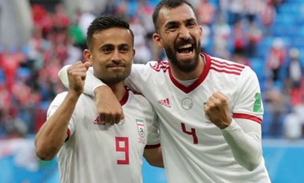 Doi tuyen Iran mang nhue khi tu World Cup 2018 den Asian Cup 2019 hinh anh 1