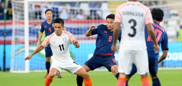 Asian Cup 2019: HLV Thai Lan thua nhan An Do thang xung dang hinh anh 1
