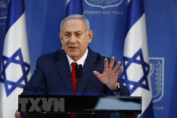 Israel tuyen bo se chong lai hanh dong quan su cua Iran tai Syria hinh anh 1