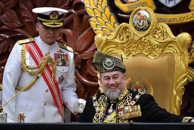 Hoi dong Quan chu Malaysia se bau Quoc vuong moi trong vong 4 tuan hinh anh 1
