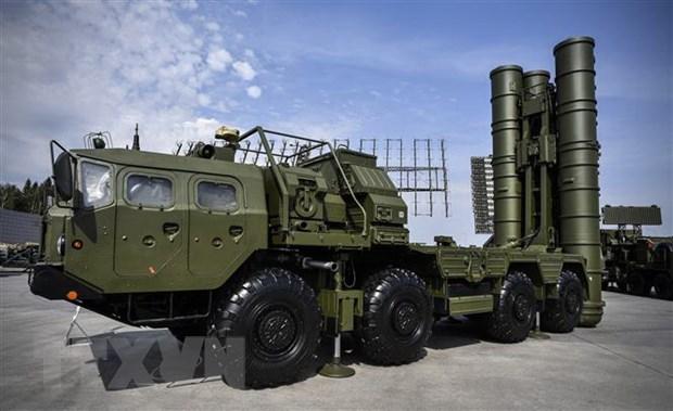 Nga: An Do se tiep nhan he thong phong khong S-400 theo dung lo trinh hinh anh 1