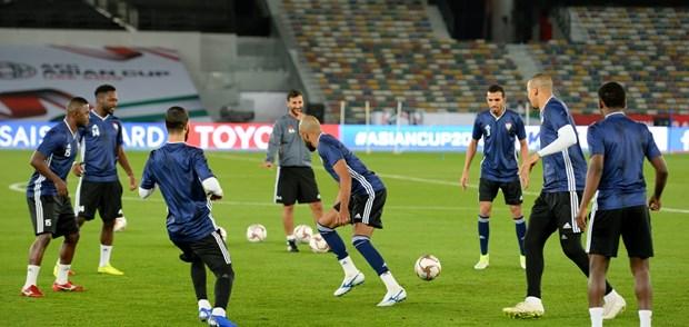 Asian Cup 2019: Chu nha UAE quyet thang trong tran dau voi An Do hinh anh 1