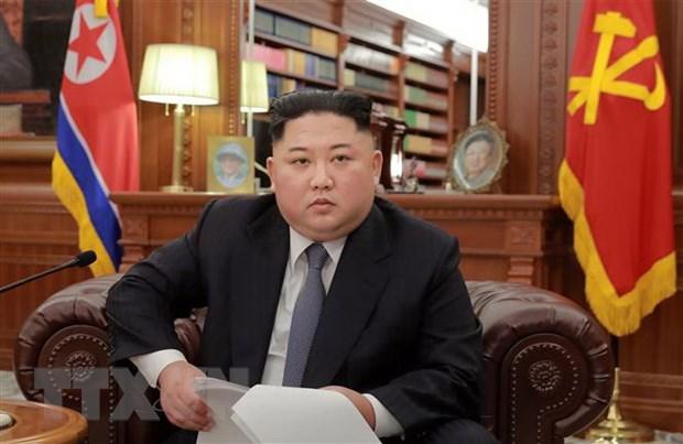 Kha nang nha lanh dao Trieu Tien Kim Jong-un tham Seoul vao thang 5 hinh anh 1