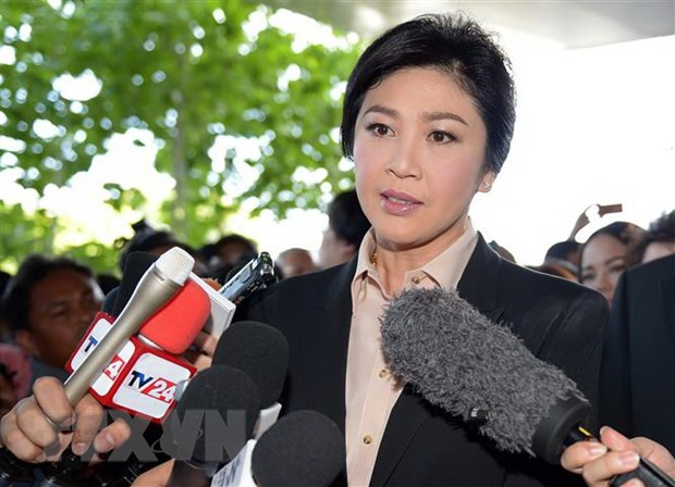 Campuchia bac tin cap ho chieu cho ba Yingluck Shinawatra hinh anh 1