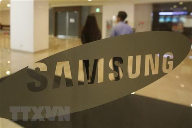 Samsung Electronics dung dau Han Quoc ve doanh so ban hang hinh anh 1