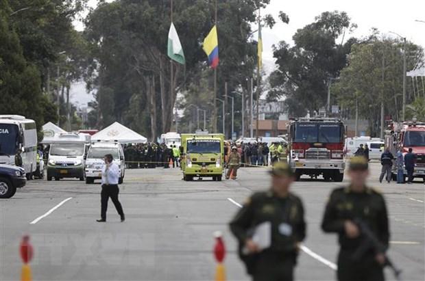 Chinh phu Colombia cao buoc ELN la thu pham vu danh bom xe hinh anh 1