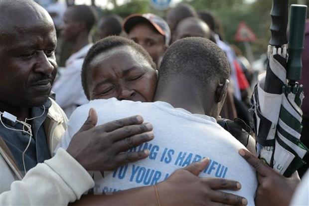 Interpol ho tro dieu tra vu tan cong khach san dam mau o Kenya hinh anh 1