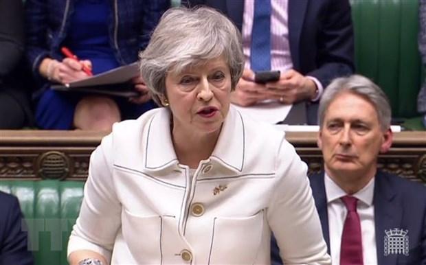 Thu tuong Anh Theresa May tiet lo ke hoach B ve thoa thuan Brexit hinh anh 1
