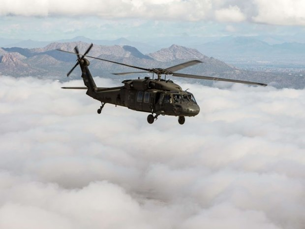 Ba Lan chi gan 200 trieu USD mua truc thang Black Hawk hinh anh 1