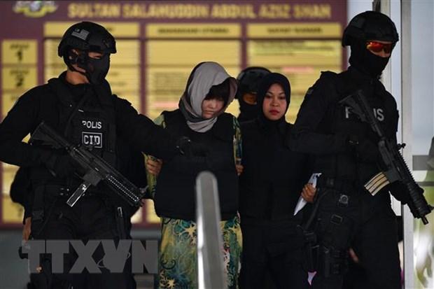 Malaysia hoan phien xet xu nghi pham Doan Thi Huong sang thang 3 hinh anh 1