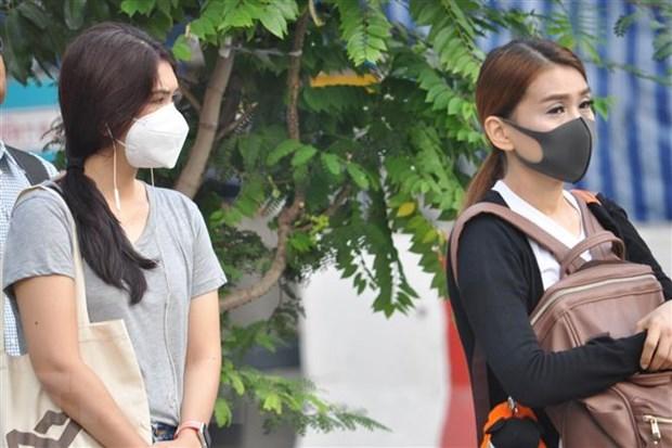 Thai Lan: Hang tram truong hoc phai dong cua do o nhiem khong khi hinh anh 1