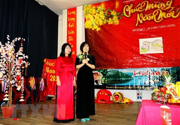 Tet Ky Hoi o Italy: Lan toa cac gia tri van hoa truyen thong Viet Nam hinh anh 1