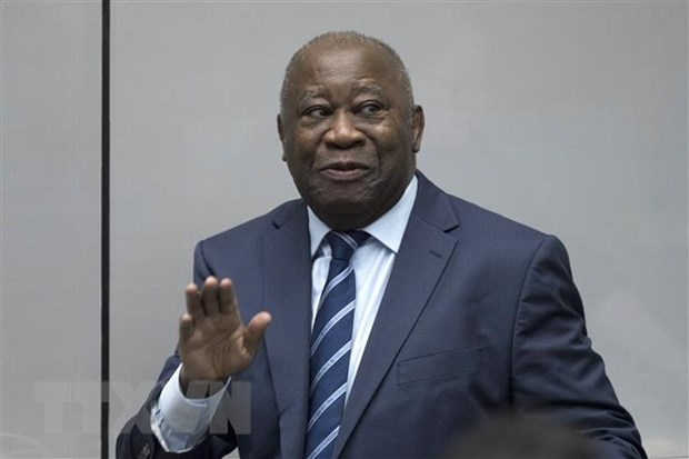 Cuu Tong thong Cote d'Ivoire Gbagbo duoc ICC phong thich tam thoi hinh anh 1
