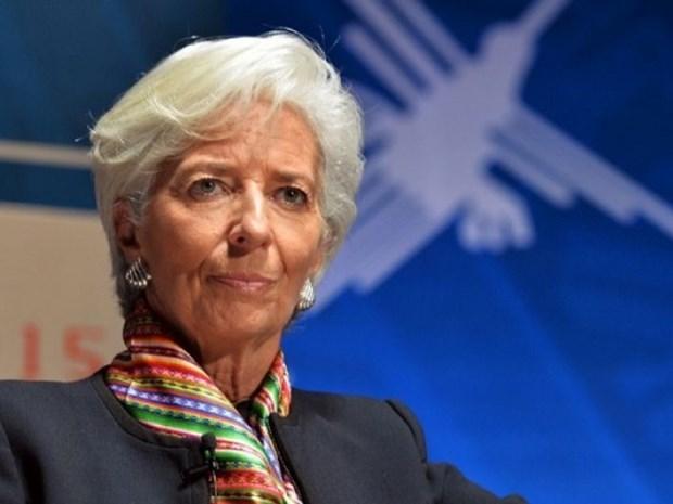 IMF canh bao nguy co xuat hien con bao kinh te toan cau hinh anh 1