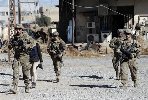 My tang cuong luc luong tai khu vuc bien gioi Iraq-Syria hinh anh 1