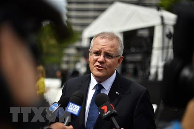 Thu tuong Scott Morrison bi danh bai, Australia co nguy co bau cu som hinh anh 1